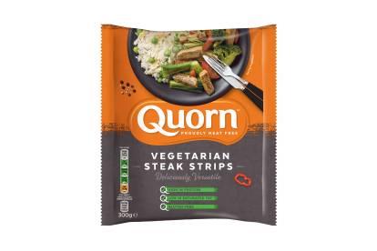 quorn frozen vegetarian steak strips