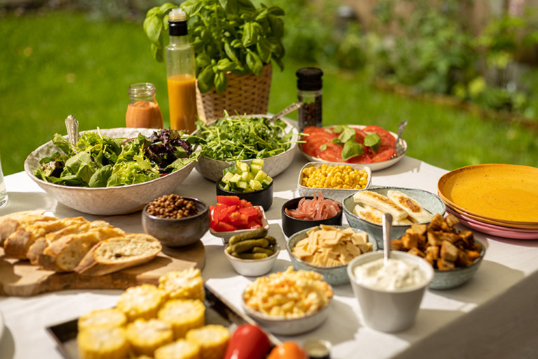 4 Tips to Take your Vegan BBQ to the Next Level by Romy London