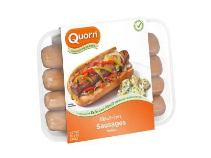 Meatless Italian Sausage