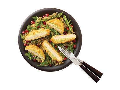 Quorn Mozzarella & Pesto Escalope