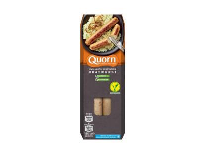 Quorn Ovo-Lakto-Vegetarisk Bratwurst