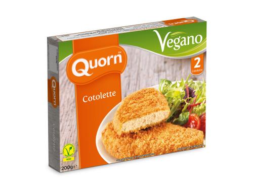Cotoletta Quorn vegana