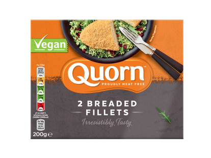Vegan Breaded Fillet