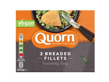 Vegan Breaded Fillets