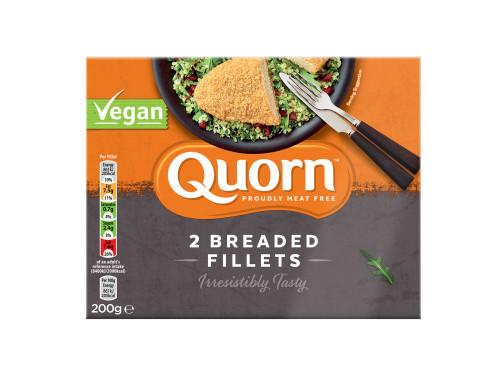 Vegan Breaded Fillet