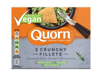 Vegan Crunchy Fillets