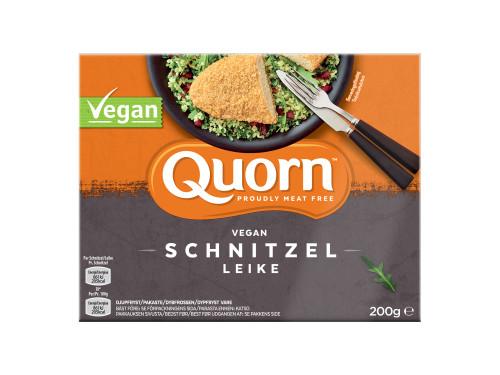 Quorn vegan schnitzel