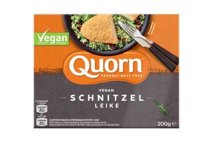 Quorn Vegansk Schnitzel