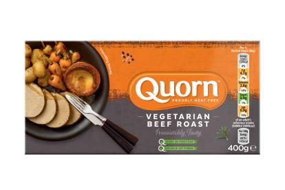Quorn Vegetarian Beef Roast