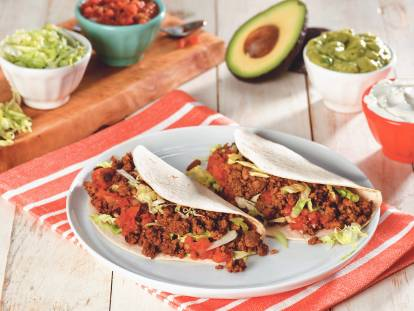 quick & easy tacos mexican recipe