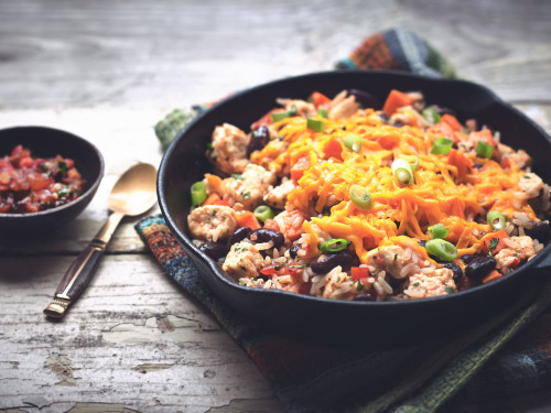 Southwest Hotpot with Quorn Pieces Recipe