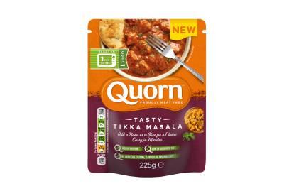 Quorn Tasty Tikka Masala Pouch packshot