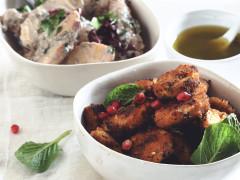moroccan quorn vegan nuggets recipe
