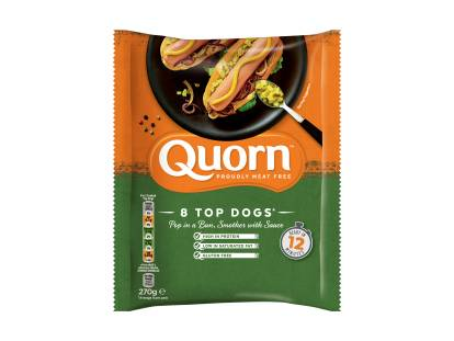 Quorn Top Dogs