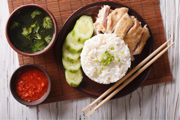 Favourite Hawker Dishes Meat-Free 2