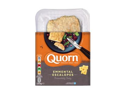 Quorn Emmental Escalope