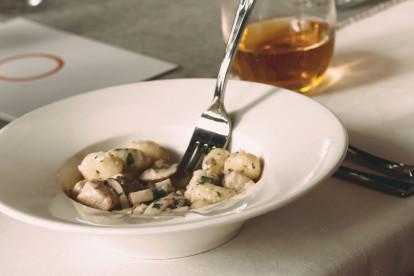 Quorn Pieces Garlic & Mushroom Gnocchi