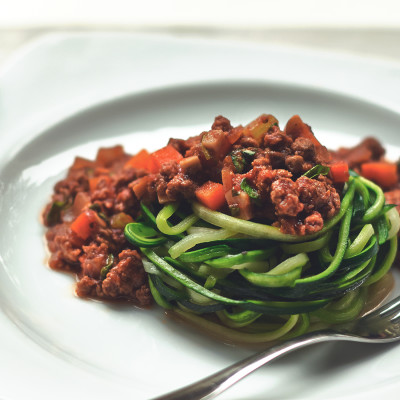 Quorn Meat Free Courgetti Bolognese