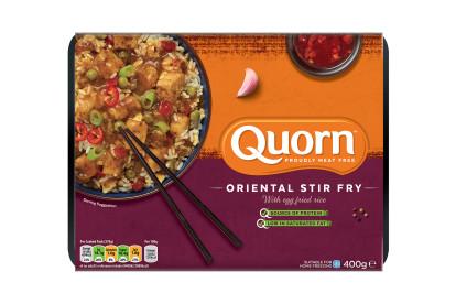 Quorn Oriental Stir Fry