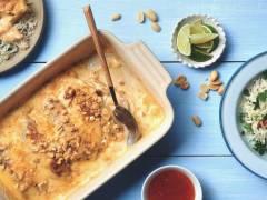 Vegetarisk Flygande Jakob -recept