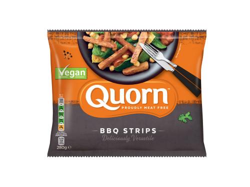 Quorn Vegan BBQ Strips