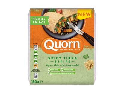 Quorn Spicy Tikka Strips