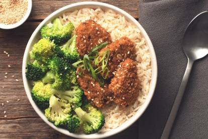 Meat Free Nugget Recipes