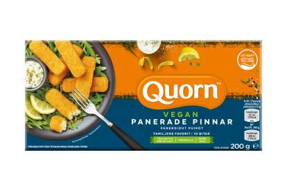 Quorn Vegan Panerade Fiskpinnar