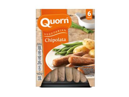 Quorn Chipolata Sausages