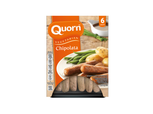 Quorn Chipolata Sausages