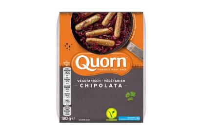 Chipolatas végétariennes de Quorn