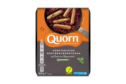 Quorn Vegetarischen Rostbratwürstchen