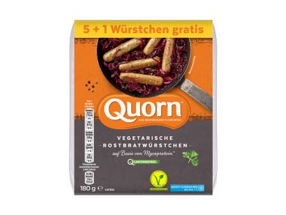 Quorn Vegetarische Rostbratwürstchen