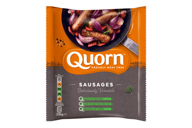 Quorn Meat Free Sausages