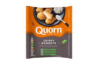 Quorn Meat Free Crispy Nuggets