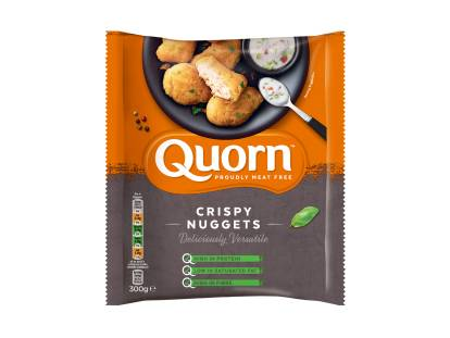 frozen meat free quorn crispy nuggets