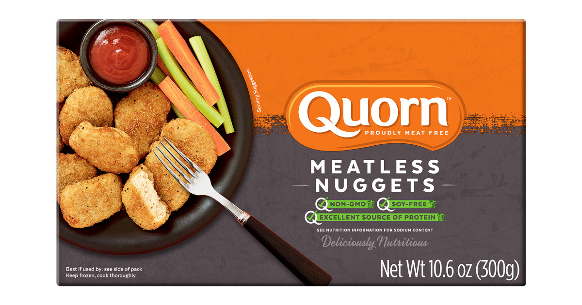 Meatless Chicken Nuggets | Quorn US
