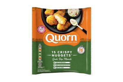 Quorn無肉脆肉塊