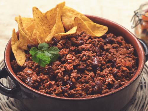 Ricetta chilivegetariano