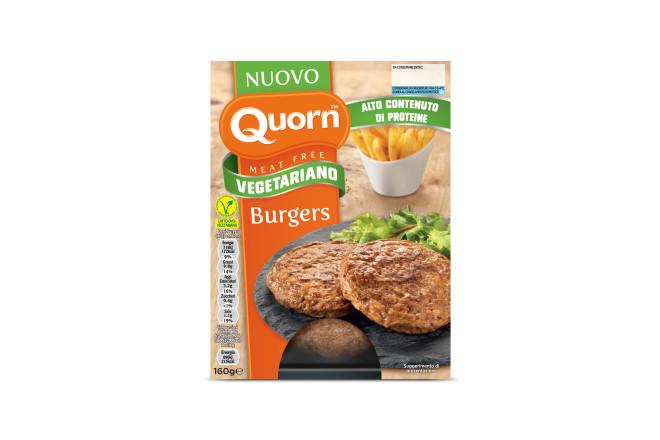 Burger Quorn