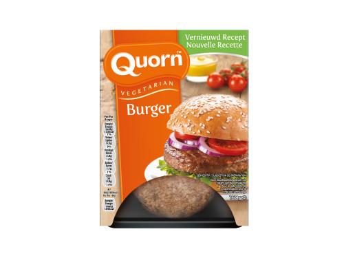 Vegetarische premium hamburger