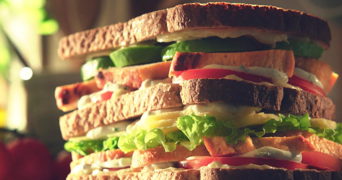 new york chicken club sandwich recipe quorn us
