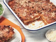 Quorn Meat Free Mince Sardinia Bake