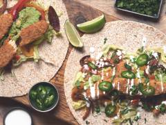 quorn vegetarian sweet & smoky strip fajitas mexican recipe