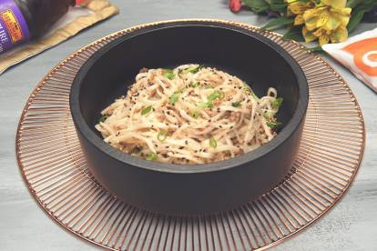 Easy Cold Sesame Noodles