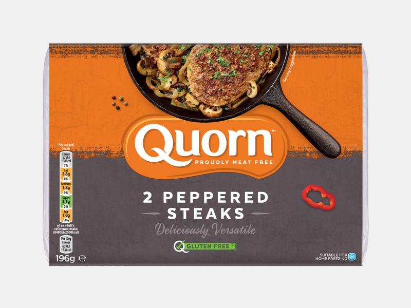 Steaks & Strips | Quorn