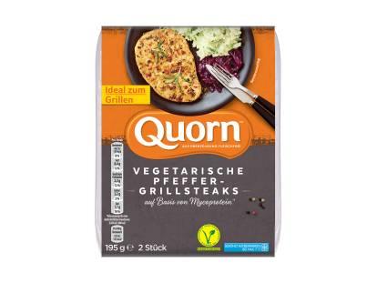 Quorn Vegetarisches Pfeffer-Grillsteak