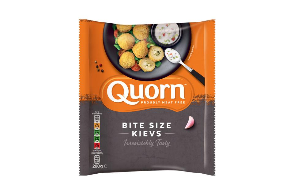 Quorn Meat Free Bitesize Kievs