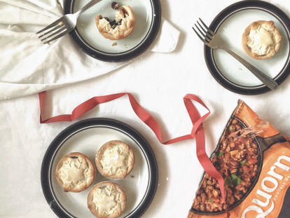 Quorn Mince Pies