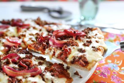 Pizza Quornese
